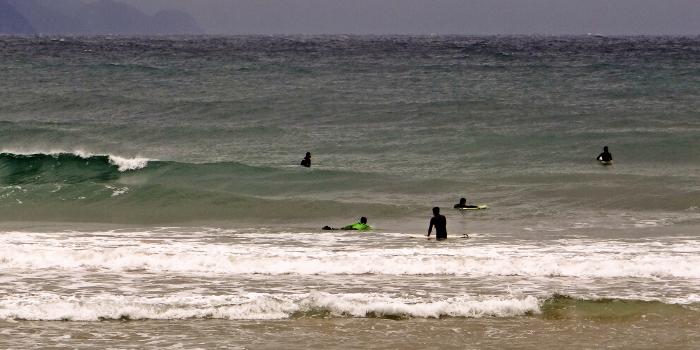 まいこ金時 日本海サーフィン