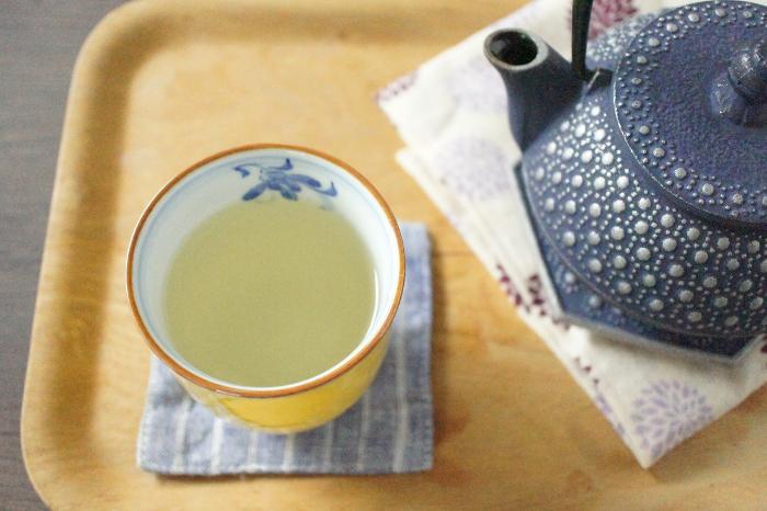 カフェインレス自家製玄米茶の作り方