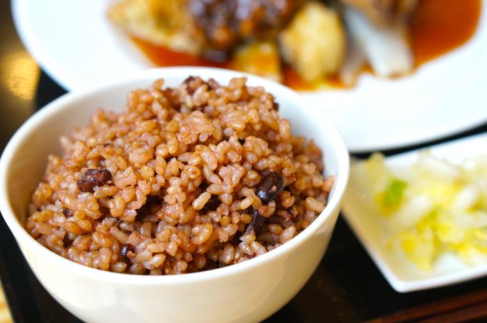 たまな食堂酵素玄米