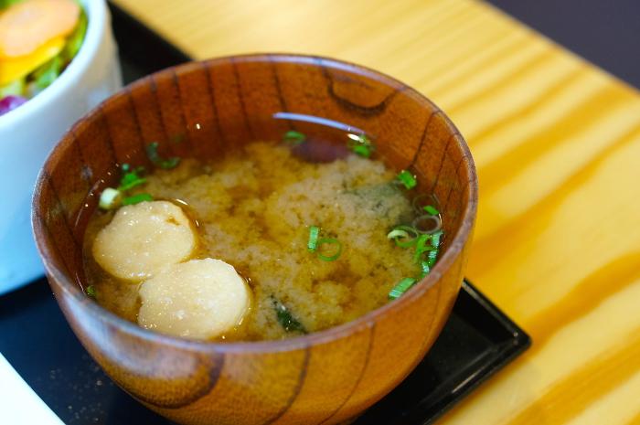 たまな食堂ベジブロス味噌汁